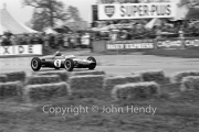 Formula Junior - #9 Cooper T59 - BMC (Tony Maggs)