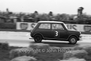 Touring Cars - #3 Morris Mini Cooper (John Love)