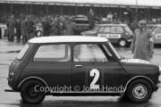 Touring Cars - #2 Austin Mini Cooper (John Whitmore)