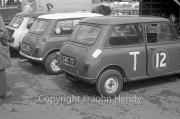 Touring cars #12 Mini (Christabel Carlisle)