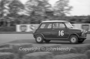 Touring cars - #16 Mini (Sir John Whitmore)