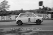 Touring cars - #5 Mini (Michaelle Burns Greig)