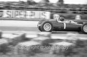 Formula 1 - #1 BRM P57 - BRM P56 V8 (Graham Hill)