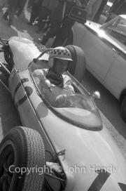 Formula 1 - #12 Lotus 24 - BRM P56 V8 (Innes Ireland)