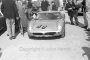 Sports car - #48 Lola 4200cc (John Surtees)