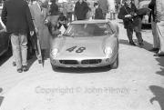 Sports car - #48 Lola Mk6 GT 4200cc (Tony Maggs)