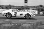 GT Cars - #40 2953cc Ferrari 250 GTO (Mike Parkes)
