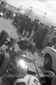 Formula 1 - #15 Cooper T60 - Climax FWMV V8 (Jo Bonnier)