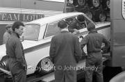 Sports Cars - #53 Team Lotus saloon car (B.Halford)