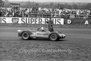 Sportscars - #41 Zerex Special Oldsmobile (Bruce McLaren) on lap of honour