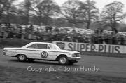 Touring car - #50 Ford 6970cc (J.Sears)