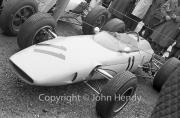 Formula 3 - #11 Tyrell Cooper T72/BMC (W.Banks)
