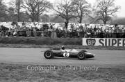 Formula 1 - #6 Brabham BT7 Climax (Dan Gurney)