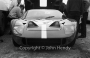 Sports car - #24 Ford GT40 (Eric Lidell)
