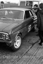 Touring cars - #53 Ford Falcon Spring (John Whitmore)