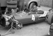 Formula 1 - #4 Ferrari 312 (John Surtees)