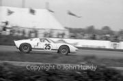 Sports car - #25 Ford GT40 (Skip Scott)