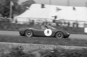 Sports car - #8 Ferrari 250LM (Paul Hawkins)
