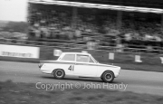 Touring cars - #41 Ford Lotus Cortina (Peter Arundell)