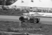 Touring cars - #21 Austin Mini Cooper S (John Rhodes)