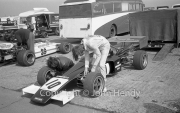 Formula Atlantic - #10 Ensign LNFB/74 - Ford BDA (Ray Mallock)