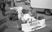 Formula Atlantic - #21 March 74B Ford BDA (Ted Wentz)