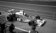 F1 - #6 McLaren-Cosworth M23 (DennyHulme) leaving the pits
