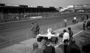 F1 - #24 Hesketh-Cosworth 308 (James Hunt) leaving the pits
