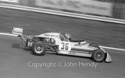 Formula Atlantic - #36 March 733 - Ford BDA (Tony Brise)