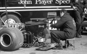 F1 - Lotus being worked on