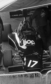 F1 - #17 UOP Shadow-Cosworth DN3 (Jean-Pierre Jarier)