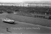 """#2 team - Climax team. """"A"""" car - Lotus Climax 1098cc - A Coakley and DL Lewis"""