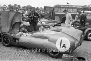 Team #1 Fury Team - Car A, Lotus XI 1216cc