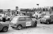 Team #24 Moore Minis - Car B Mini A7, John Whitmore