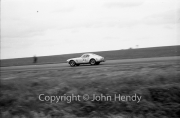 Touring cars - #33 possibly Aston Martin DB4 GT Zagato (AG Whitehead)