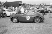 Team #10 TVR Grantura - Car E TVR 1588cc, JBM Wadsworth