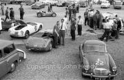 John Gott and cars