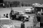 Team #36 Odds Bods, Car A - Ford Anglia 997cc, Miss A Taylor.
