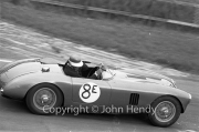 Team #8 AC Owners/Frazer Nash, Car E - Frazer Nash 1971cc, R.Dilley