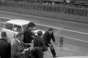 Team #24 Hagley Minis, Car A - Cooper S (J.Fitzpatrick)