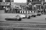 #161 Lotus XII 1957 1098cc, PL Hovenden