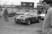 #6 Ferrari GT 1962 2952cc, MB Baring