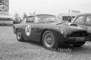 Sportscars #34 - Aston Martin DB4 GT in the paddock