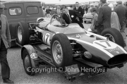 Formula 1 - #17 Jack Brabham's 2.7-litre Cooper-Climax raced at Indianapolis in 1961 and demonstrated at Silverstone