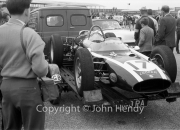Formula 1 - #17 Cooper T51 - Maserati on the trailer