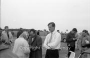 John Surtees and Parkes