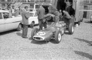 Formula 1 - #2 Cooper T53 - Climax (Bruce McLaren)