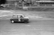 Touring cars - #5 Mini (Christabel Carlisle)