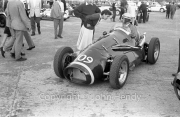 #190 Connaught 1960cc - J Horton