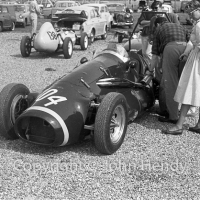 #104 Connaught AL10 1960cc, J.Horton